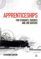 Apprenticeships for students, parents and job seekers